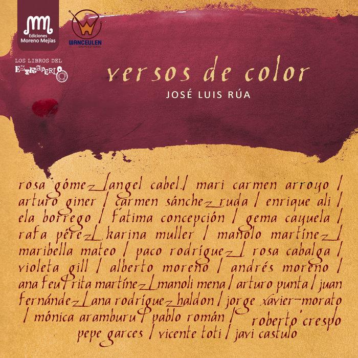 Versos de color