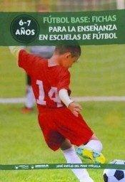 Futbol base fichas para enseñanza escuela futbol 6 7 años