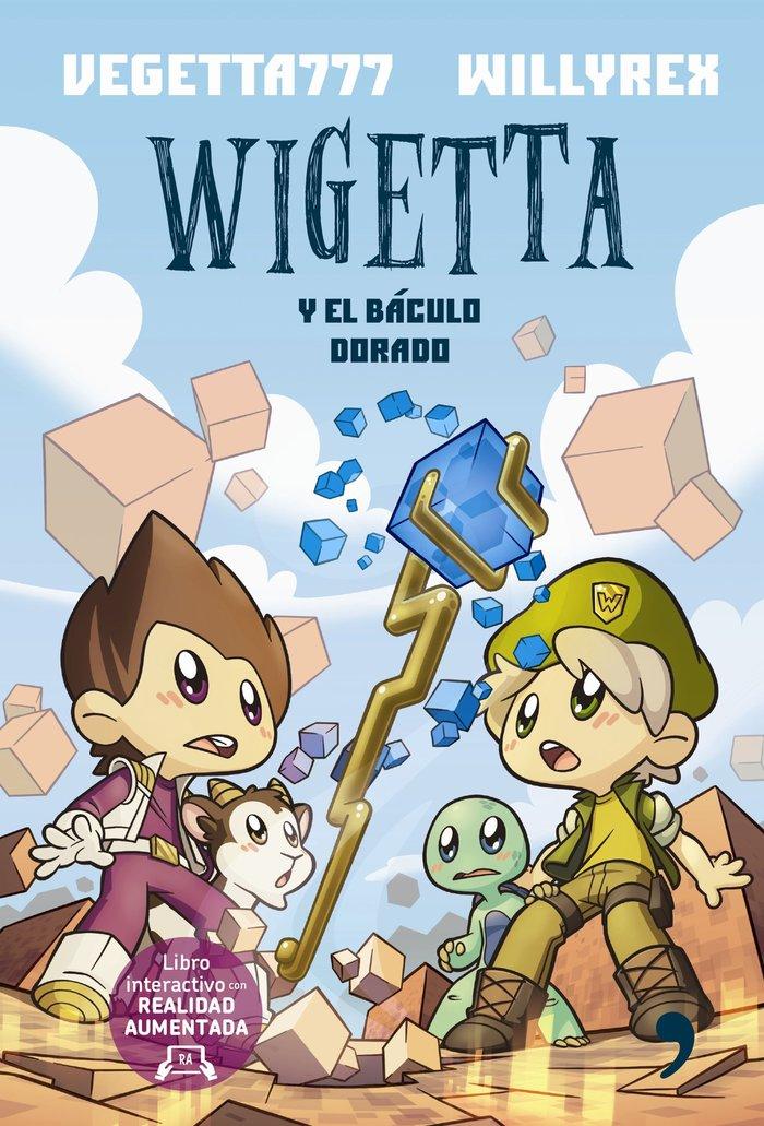 Wigetta y el baculo dorado vol.2