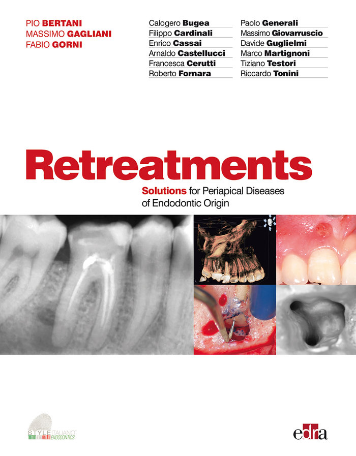 Retreatments solutions for periapical diseases of endodonti
