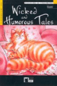 Wicked and humorous tales +cd step four b2.1