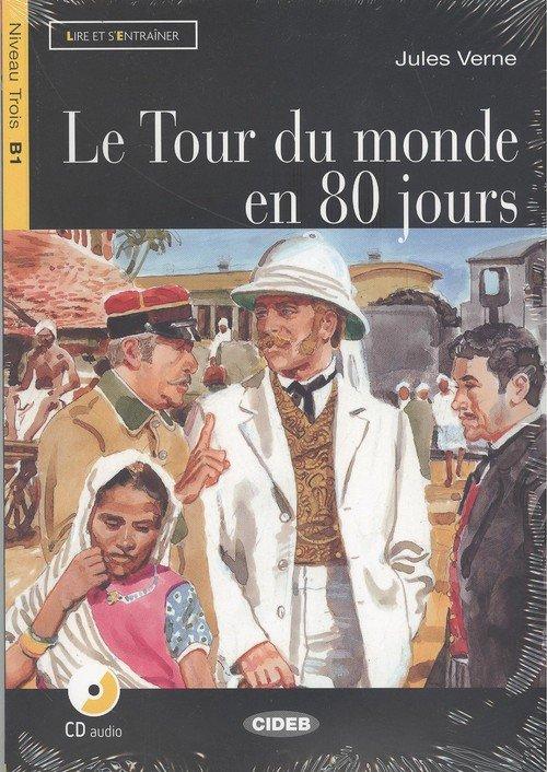 Tour du monde en 80 jours cd,le