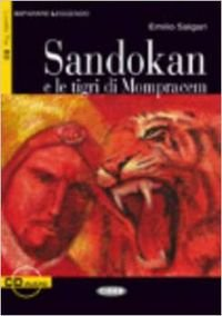 Sandokan e le tigri di mompracem + cd