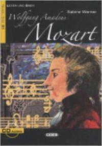 Mozart +cd novela en aleman para e.o.i