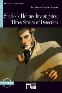 Sherlock holmes investigates +cd step three b1.2