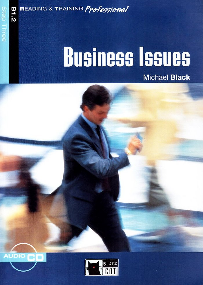 Business issues b1.2 cd 17