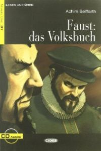 Faust das volksbuch  +cd b1