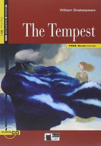 The tempest +cd