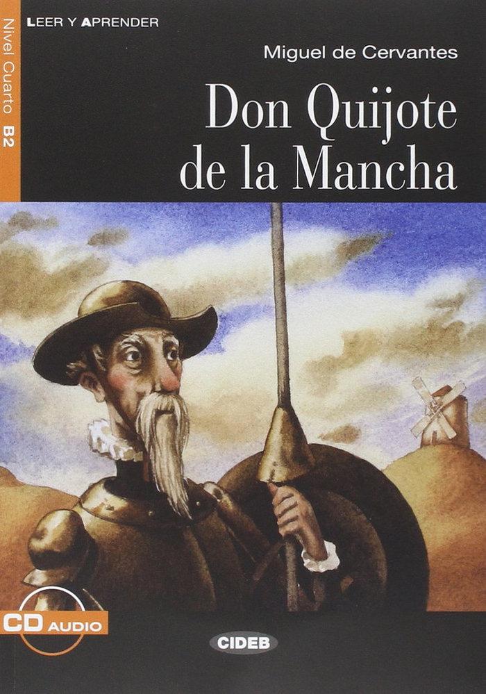 Don quijote de la mancha (+cd)