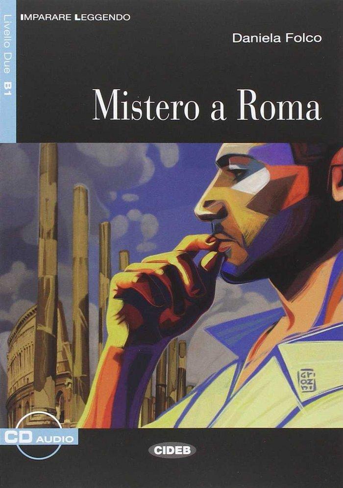 Mistero a roma. libro + cd