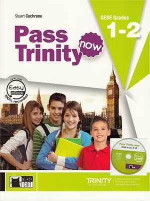 Pass trinity book dvd grades 1 2