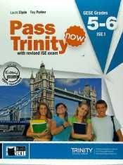 Pass trinity now grades 5 6 ise i