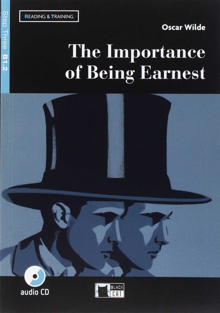 The importance of being earnest step three b1 2 reading and