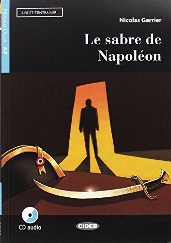 Sabre de napoleon cd ereaders a2,le