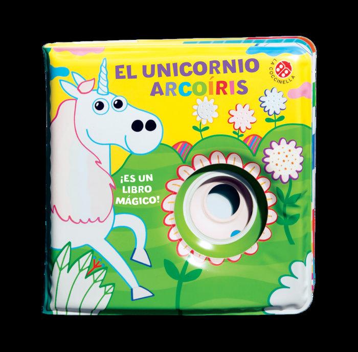 Unicornio arcoiris,el libro baño