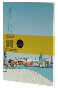 Squared cover ricardo cabral soft 2 cuadernos cuadriculados