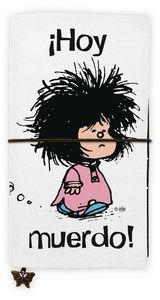 Libreta grande mafalda hoy muerdo