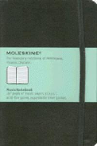 Cuaderno de musica p