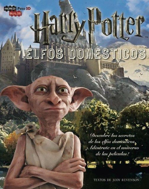 Incredibuilds harry potter elfos domesticos