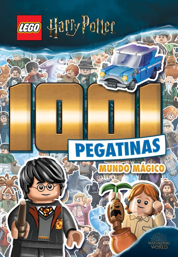 Harry potter lego 1001 pegatinas