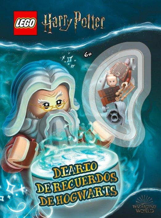 Harry potter lego el diario magico