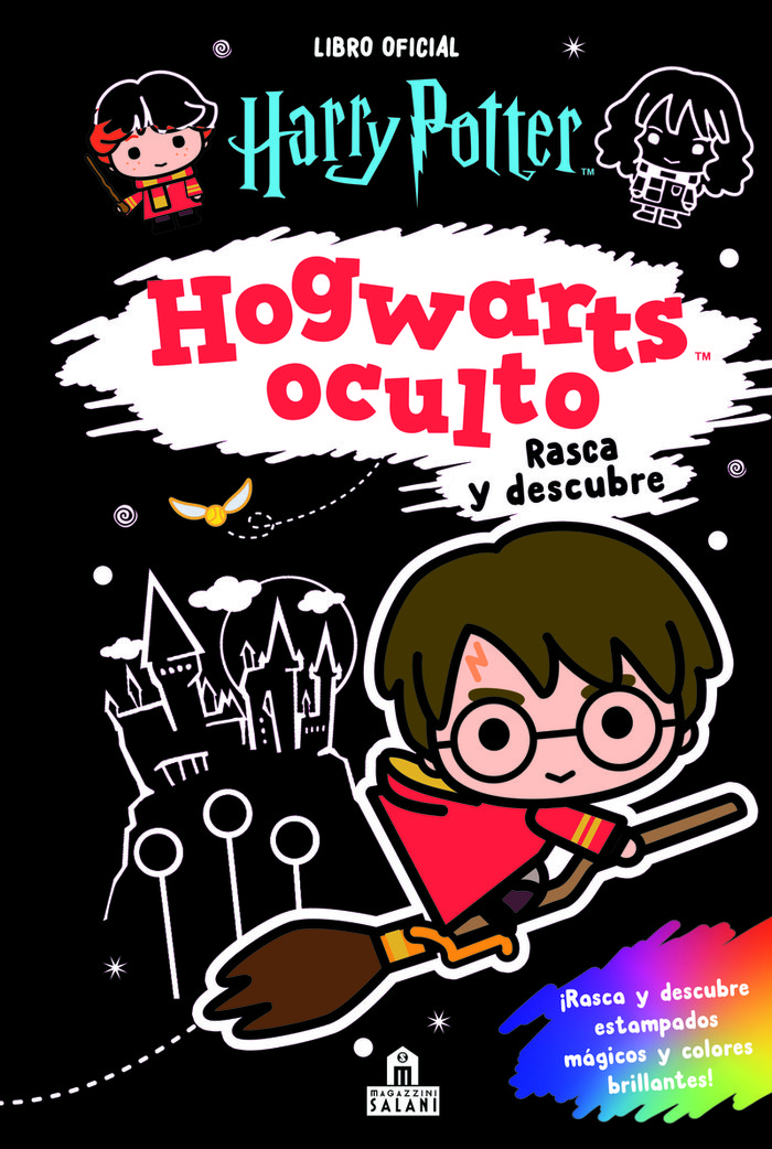 Harry potter hogwarts oculto