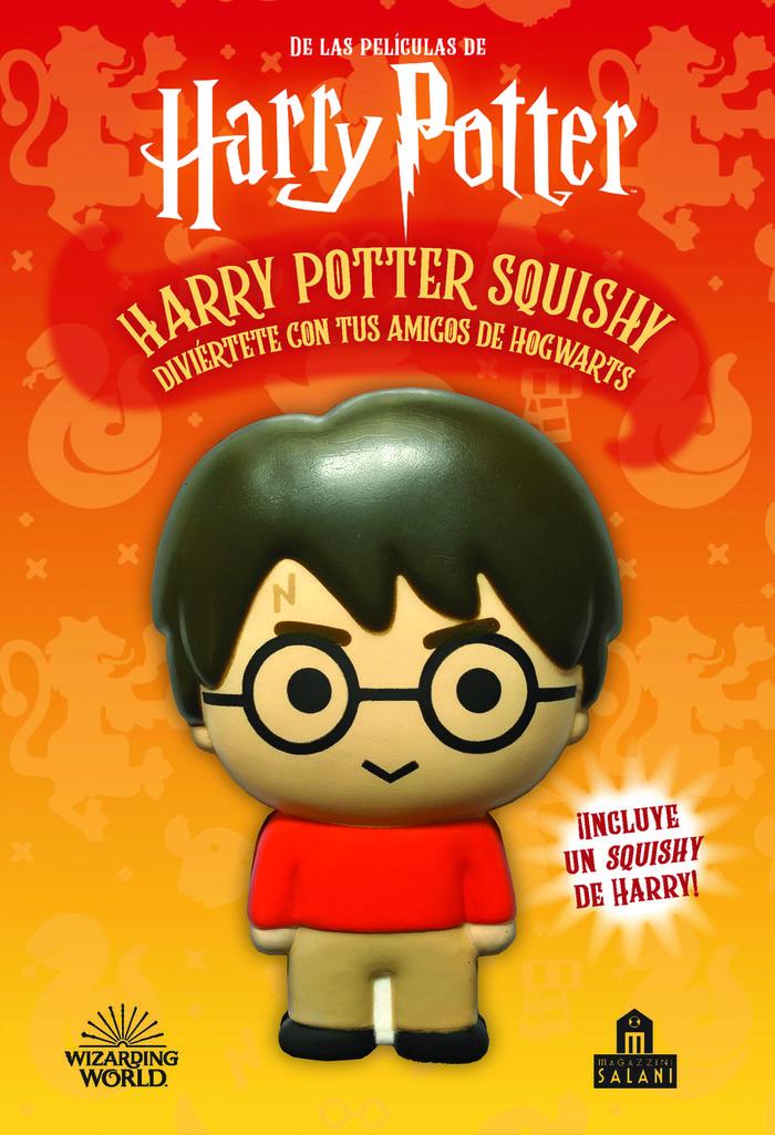 Harry potter squishy