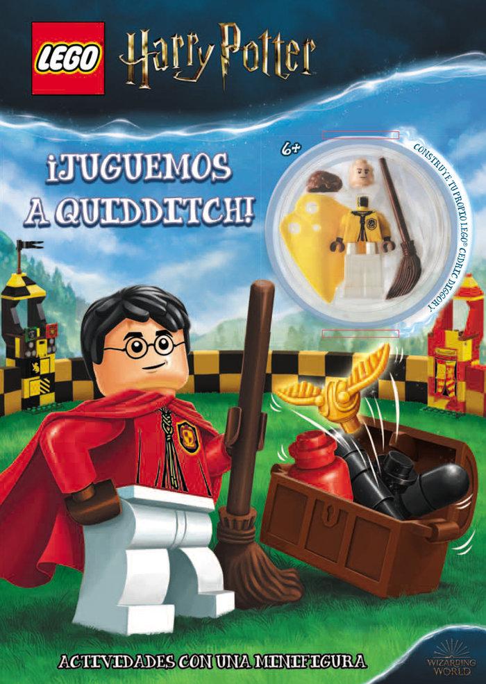Harry potter lego juguemos a quidditch