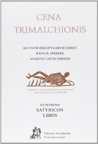 Cena trimalchionis (petronius)