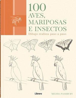 100 aves mariposas e insectos