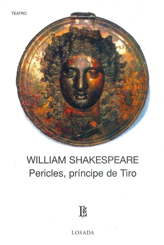 Pericles principe de tiro - teatro/680