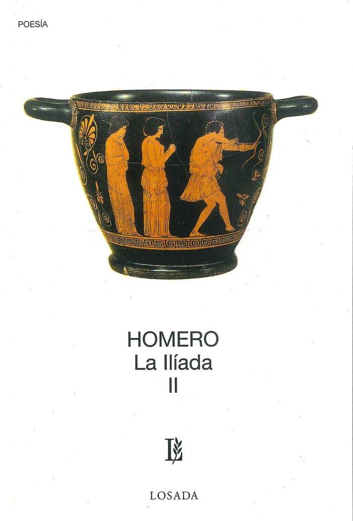Homero la iliada 2