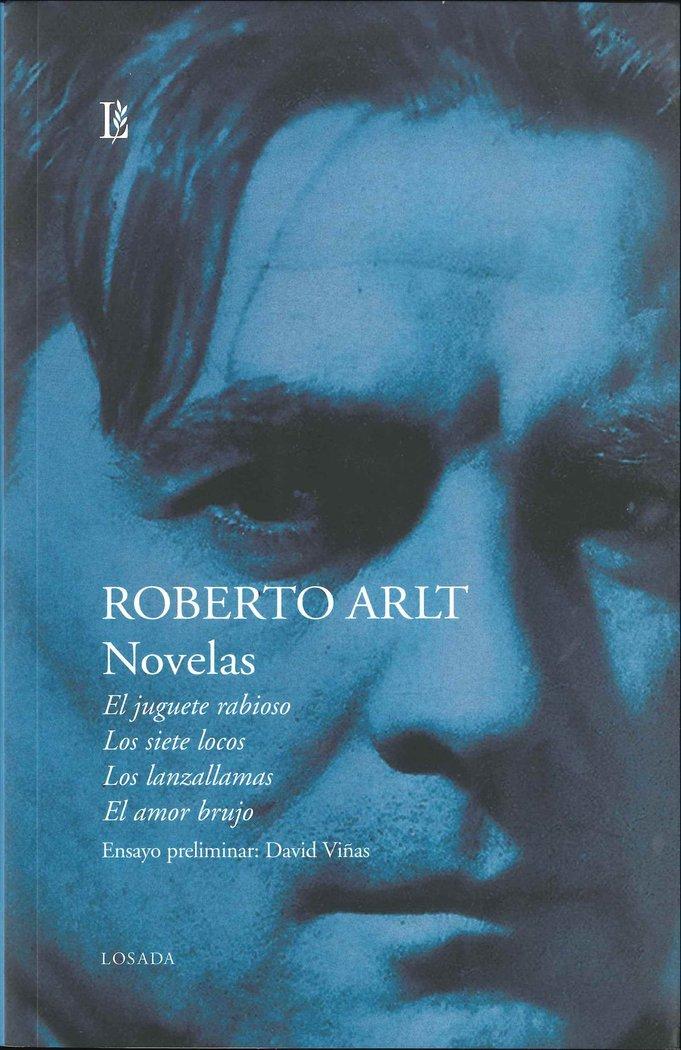 Obras completas i novelas roberto arlt