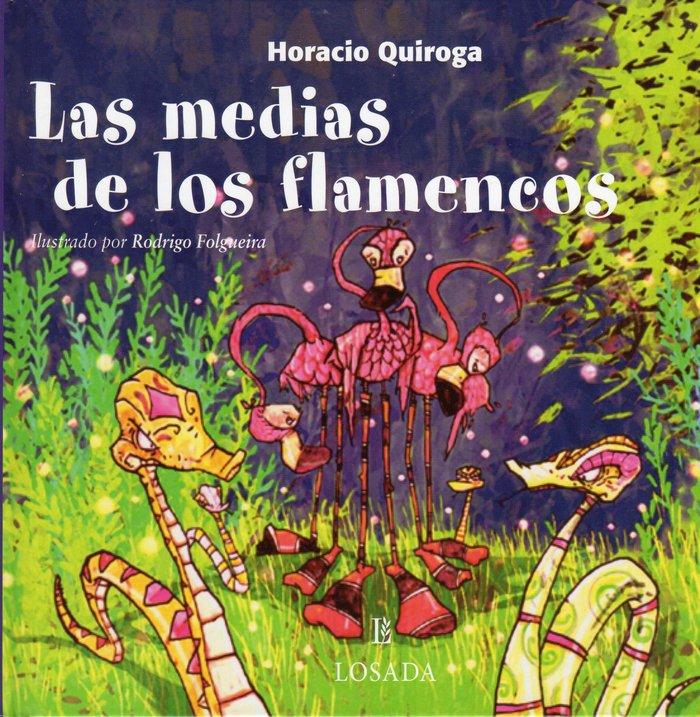 Medias de los flamencos,las