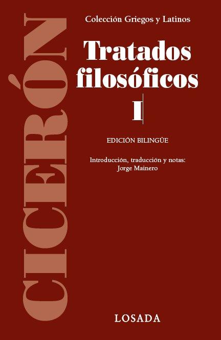 Ciceron tratados filosoficos i