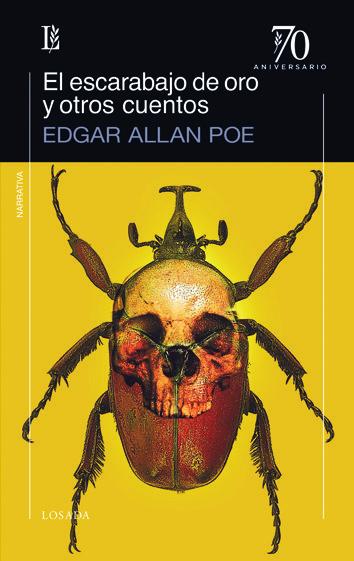 Escarabajo de oro y otros cuentos,el