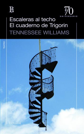 Escaleras al techo el cuaderno de trigorin