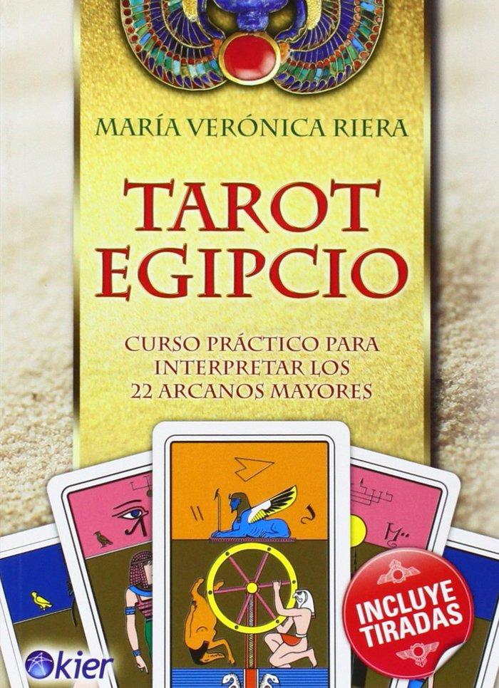 Tarot egipcio curso practico para interpretar los 22 arcan