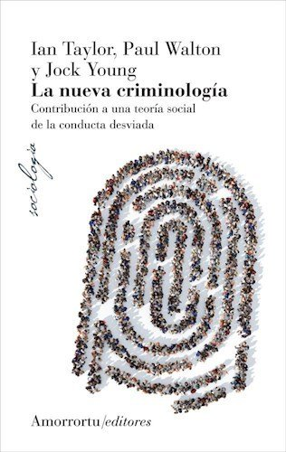 Nueva criminologia,la 4ªed