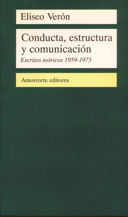 Conducta estructura y comunicacion