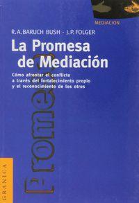 Promesa de mediacion, la