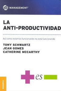 Anti productividad,la