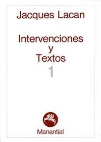 Intervenciones y textos i