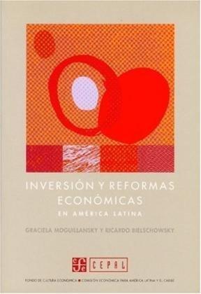 Inversion y reformas economicas en america latina