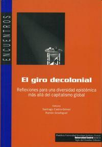 Giro decolonial,el