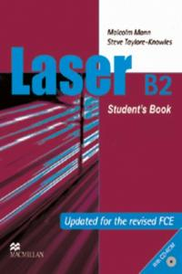 Laser b2(upp int) sts pack (+cd)