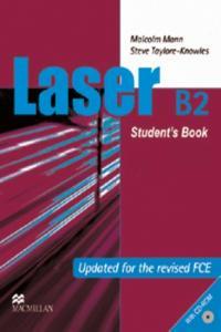 Laser b2(upp int) sts pack (+cd)