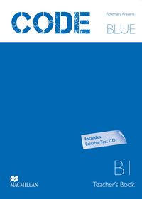 Code blue b1+cd teacher