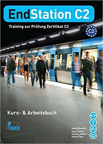 Endstation c2 kurs & arbeitsbuch