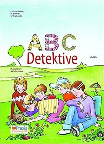 Abc detektive inkl. +mp3cd